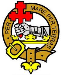 MacDonald Clan Crest Per Mare Terras Motto Family History
