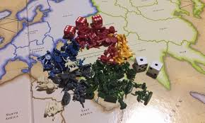 Trumps Plan For Syrian Civil War Stalls After Risk Board Game Runs Out Of Pieces
