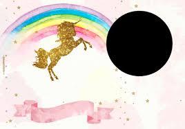 Imagens Para Colorir De Unicornios Fofos