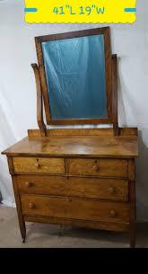 Tiger Oak Dresser Chest by Oak Bear Claw Antique Dresser For Sale In Dallas Tx 5miles Buy