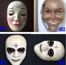 The Purge Halloween Mask Ebay by Mask The Purge Anarchy 2 Horror Mask Killer Halloween