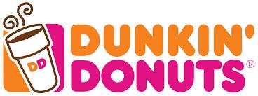 Dunkin Donuts Logo Transparent PNG