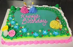 Disney princess garden DQ ice cream cake My Cakes