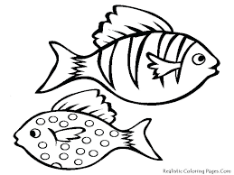 Rainbow Fish Coloring Pages For Preschoolers Page Pdf Koi Adults Sheet Gallery Colorings Children Design Ideas