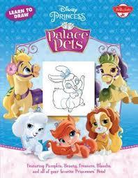 Pumpkin Palace Pet Uk by Learn To Draw Disney Princess Palace Pets Disney Storybook