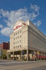 Hilton Garden Inn Toronto City Centre fort and Style in the