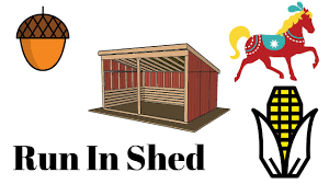 12x24 Portable Shed Plans by 12x18 Run In Shed Plans Youtube
