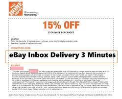 ONE 1X Home Depot 15% OFF Coupon Save Up To $200-Instore ONLY  _VERY_FAST_---_- Coupon Details Theeducationcenter Com Coupon Code 25 Off Home Depot Codes Top November 2019 Deals The Credit Cards Reviewed Worth It 40 Honeywell Air Filters Southern Savers Everything You Need To Know About Online Best Deals For July 814 Amazon Houzz And More Coupons 20 Printable Seo Case Study We Beat Lowes Then How Save Money At Michaels Tips 10 Off Ways Save Money Clark Howard