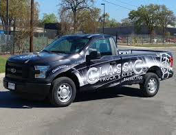 100 Bricks Truck Sales Graphix House Vehicle Wraps Signs Banners Boerne San Antonio