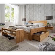 schlafzimmerset aus kernbuche massivholz schlafzimmerbank 4 teilig