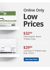Office Depot® OfficeMax®: This Is A Limited Time Offer ... Office Supplies Products And Fniture Untitled Max Business Cards Officemax Promo Code Prting Depot Specialty Store Chairs More Shop Coupon Codes Everything You Need To Know About Price Matching Best Buy How Apply A Discount Or Access Code Your Order Special Offers Same Day Order Ideas Seat Comfort In With Staples Desk 10 Off 20 Office Depot Coupon Spartoo 2018 50 Mci Car Rental Deals