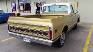 Clean 1970 Chevy Truck, Swb, All Original - YouTube