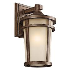 Details About YDecor Tanner 1Light Exterior Lighting Stone Stone Dimmable Design Wall Mount