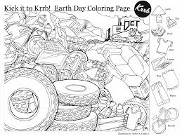 Earth Day Hidden Pictures
