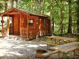 Cabins – Campers Paradise Campground & Cabins – Cook Forest PA