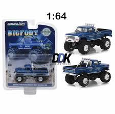 100 Bigfoot Monster Truck Toys GREENLIGHT 29934 BIGFOOT 1 MONSTER TRUCK 1974 FORD F250 DIECAST 1