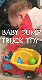 100 Dump Truck Song Whats That Baby Toy Do Watch This 14Month Show You