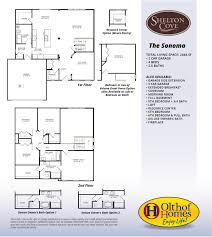 Efficiency Floor Plans Colors Olthof Homes House Plans U0026 Floor Plans For Sonoma In Shelton