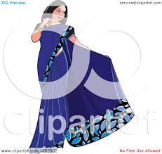 Moziru Images Saree Clipart Frock Border Desig