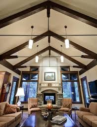 great ceilings lighting for vaulted ceilings living room