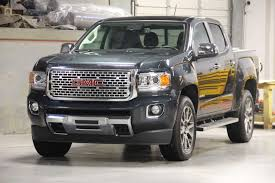 When It Comes To Mid-Sized Luxury Trucks, The 2017 GMC Canyon Denali ... 2016 Gmc Canyon Diesel First Drive Review Car And Driver 042012 Chevrolet Coloradogmc Pre Owned Truck Trend 2017 Denali What Am I Paying For Again 2018 New 4wd Crew Cab Short Box At Banks Sault Ste Marie Vehicles Sale Small Pickup Sle In Nampa D481338 Kendall The Idaho Test Fancy Package Choose Your 2019 Parksville 19061 Harris