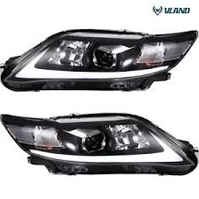 front lights kit toyota camry 2010 2011 led headlight assembly
