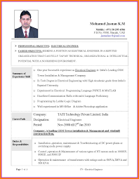 Standard Cv Format For Electrical Engineers - Electrical Engineer Resume Electrical Engineer Resume 10step 2019 Guide With Samples Examples Of Sample Cv Example Engineers Resume Erhasamayolvercom Able Skills Electrical Design Engineer Cv Soniverstytellingorg Website Templates Godaddy Mechanical And Writing Resumeyard Eeering 20 E Template Bertemuco Systems Sample Leoiverstytellingorg