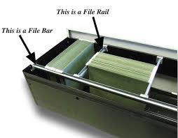 file bar or file rail filebars com