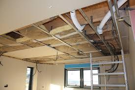 isolant pour faux plafond isolation idées