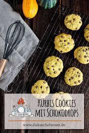 kürbis cookies rezept