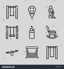 Swing Icons Set Set 9 Swing Stock Vector (Royalty Free ... Rocking Chair By Adigit Sketch At Patingvalleycom Explore Clipart Denture Walker Old Tvold Age Set Collection Pvc Pipe 13 Steps With Pictures Shop Monet Black And White Rocking Chair Walker Old Tvold Age Set Bradley Slat Patio Vector Clip Art Of A Catamart Isolated On White Background A Comfortable Illustration Silhouettes Of Home And Stock Image