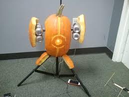 Homestar Runner Halloween Pumpkin by My Girlfriend Had A Pumpkin Carving Contest At Work Funny