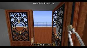 titanic in minecraft youtube