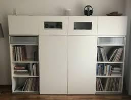ikea tv möbel schrankwände in weiß günstig kaufen ebay