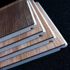 China Easily Installed Pvc Laminate Flooring Wpc Laminated