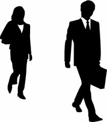 businessman silhouette The Boss Pinterest
