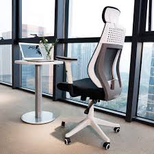 Jawell Ergonomic Office Chair - High Back Adjustable Desk ...
