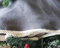 Gray Tree Skirt