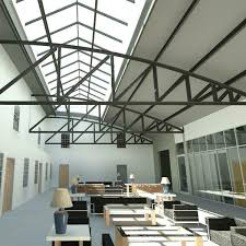 104 Bowstring Truss Design New Davenport Apartment Project In Former Ih Truck Service Station Will Feature Unusual Local News Qctimes Com