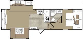 2011 Coleman Travel Trailer Floor Plans by Used 2011 Dutchmen Rv Coleman 275rex Fifth Wheel At General Rv