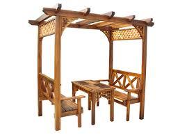 awesome wood gazebo patio furniture ideas 10 wood patio furniture