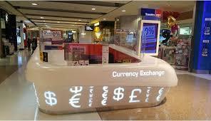 bureau de change sydney currency exchange westfield shopping centre bondi junction