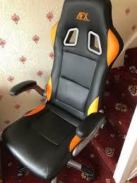 Hydraulic Gaming Chair
