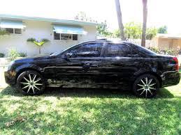 Cadillac CTS 2004 Sport 20 inch rim question