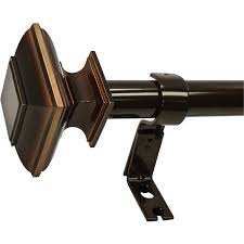 Telescoping Curtain Rod Kit by Better Homes And Gardens Square Telescoping 1