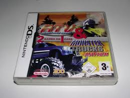 ATV & Monster Trucks Mayhem Nintendo DS 2DS 3DS Game *Complete* | EBay Texas Size Hull Monster Truck Mayhem Scalextric Youtube Image Trigger Rally Mod Db Preview The League Of Noensical Gamers Free Download Android Version M1mobilecom Lots Trucks Toughest On Earth Marshall Atv Thunder Ridge Riders Nintendo Ds 2007 C1302 Set Slot Carunion Iphone Game Trailer Amazoncom Rattler Team Track Car 132 Scale Race Amazoncouk