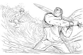 The Percy Jackson Colouring Book 3