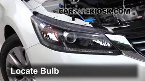 headlight change 2013 2016 honda accord 2013 honda accord ex l