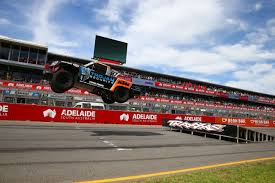 Stadium Super Trucks   Adelaide 500 Racing Speed Energy Stadium Super Truck Series St Louis Missouri Sheldon Creed Wins Super Trucks Race 3 At Gold Coast 600 Alaide 500 Robby Gordons Pro Racer The Video Game 2017 2 Street Circuit Last Laps Schedule Dirtcomp Magazine Rumbul Mazda B2000 With Driver Mad Mike Stock Bittntsponsored Female Racer Rocks In Toronto A Huge Photo Gallery And Interview With Matthew Brabham Watch This Selfdrifting Stadium Truck Tear Up A Dirt Track Roadshow