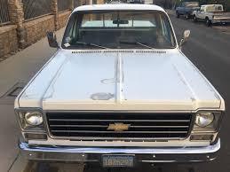 100 Cowl Hoods For Chevy Trucks Original Owner 1976 Chevrolet C10 Silverado
